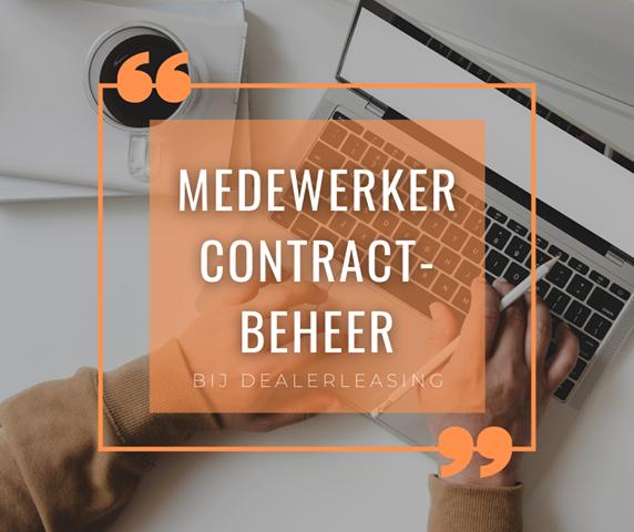 Medewerker contractbeheer