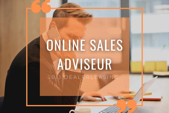 Online sales adviseur